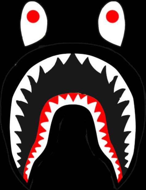 #bape #shark