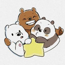 freetoedit escandalosos pardo polar panda