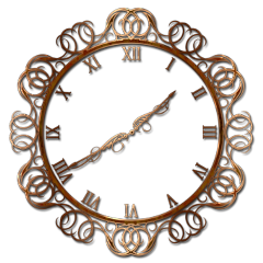 ftestickers clock freetoedit