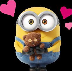 minions lovelyminion cute freetoedit