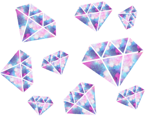 ftestickers diamond galaxy freetoedit diamondgalaxystickerremix