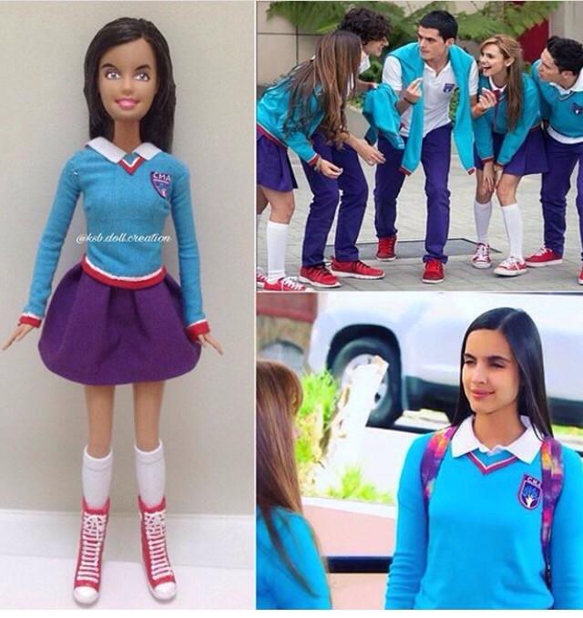 my doll Yo soy franky / mi muneca yo soy franky / ma poupee yo soy franky / a minha boneca yo soy franky