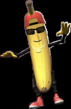 banana snapchat meme cool dank
