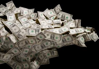 ftesticker money flyingmoney fte heist