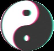 png edit overlay tumblr yingyang