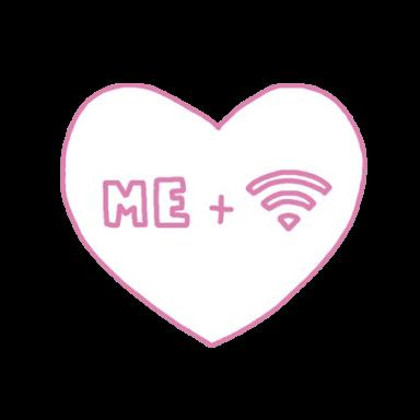 #tumblr #wifi #me+wifi #png #livre