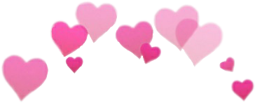heart pink overlay tumblr freetoedit