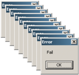 error fail окно компьютер freetoedit