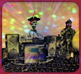 photography dj music piper ornaments