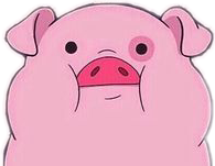 baby pig cool png cute