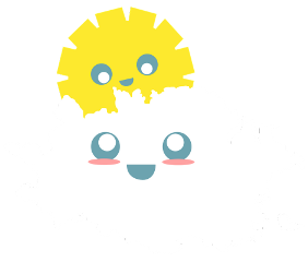 ftestickers cute clouds eyes white