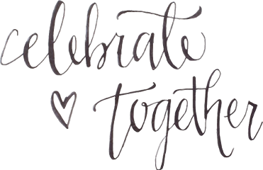 celebrate together celebration celebrating heart
