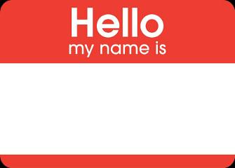 hellomynameis hello my name is freetoedit