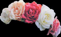 венок цветы розы flowers freetoedit