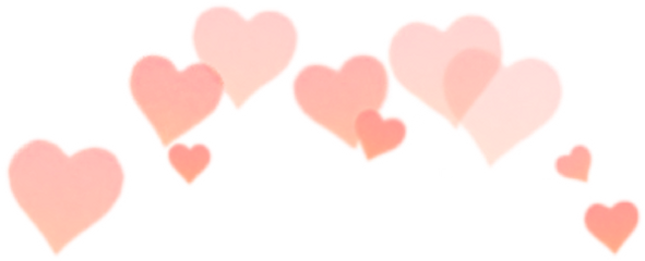 hearts birthday freetoedit