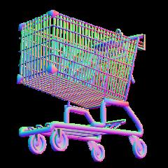 supermarket vaporwave nopales :v freetoedit
