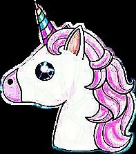 unicorn unicorns unicornio kawaii remix