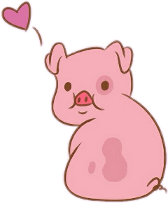 pig kawaii paco babbypig cool