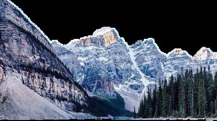 ftemountains freetoedit landscape mountain forest
