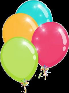 balloons freetoedit happybirthday