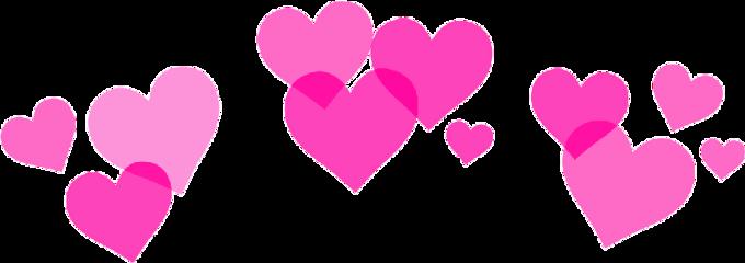 heart tumblr crown pink remixit
