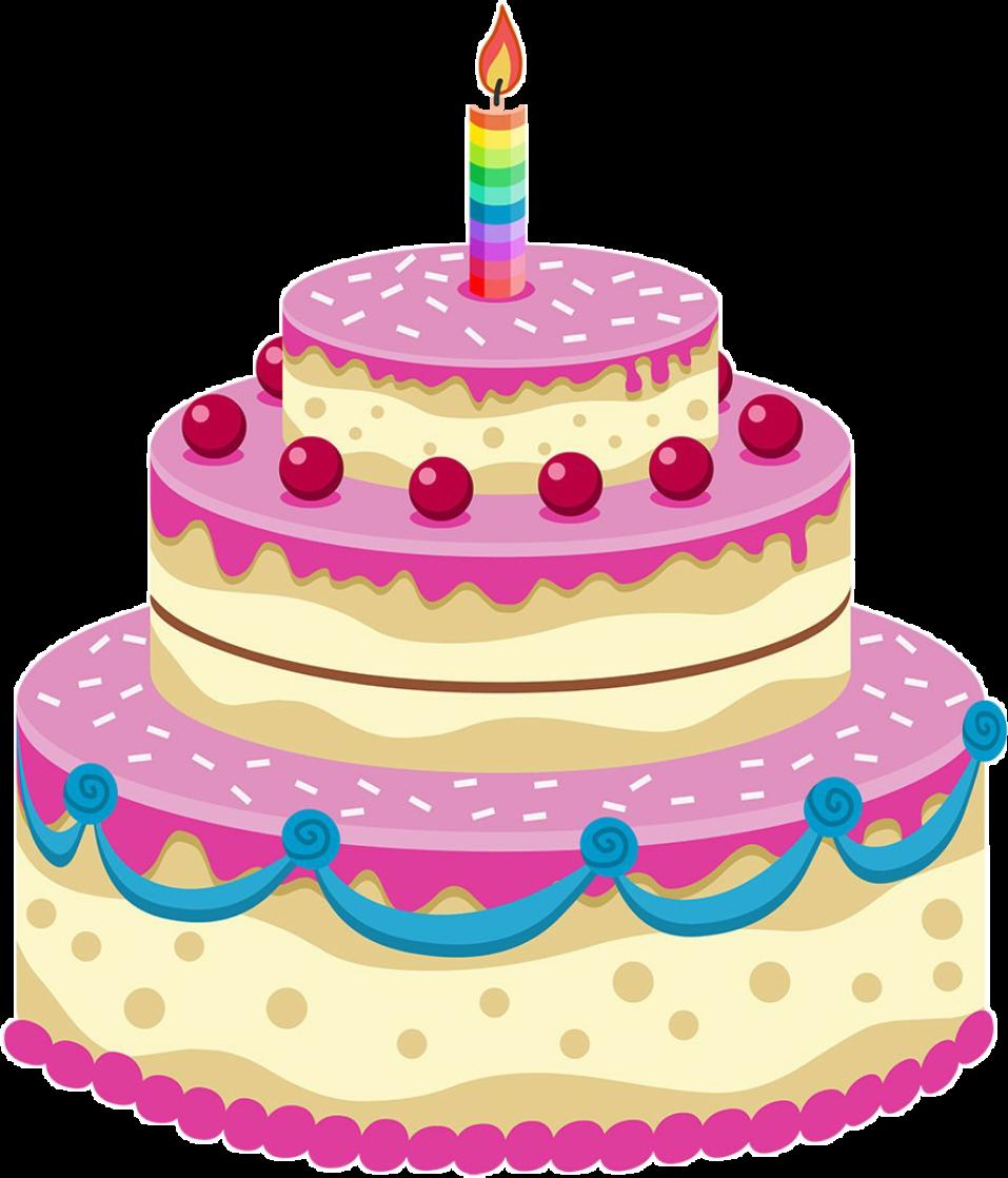 Happybirthday Cake Sticker By Art