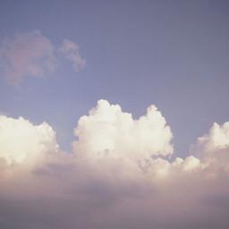 freetoedit clouds sky cute pink