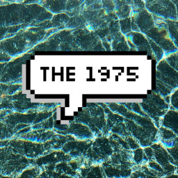 freetoedit the1975 the1975edits water pixelbubble