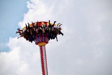 freetoedit fair ride people fun