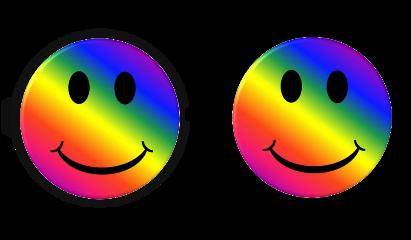 glasses lunettes colors smile ftestickers