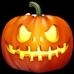 halloween pumpkin jackolantern ftestickers freetoedit