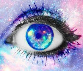 eyeart galaxy freetoedit