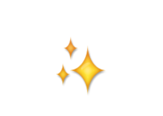 stars estrelas png emoji tumblr