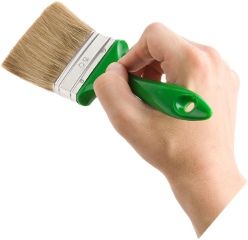 paint hand brush freetoedit