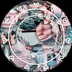 icon circle kawaii freetoedit hearts