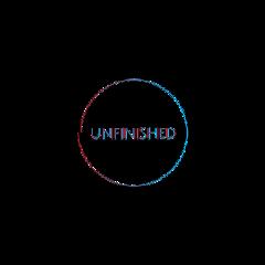 unfinished circle design freetoedit
