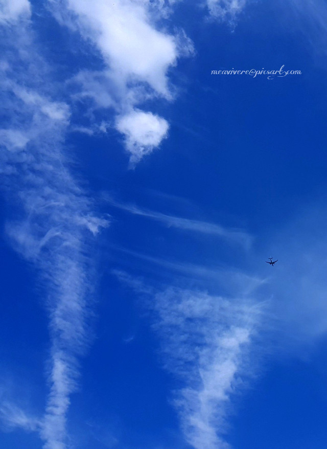 #dpccloudshapes #clouds #blue #unedited #noedited #nature #horizon #sky #nofilter