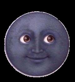 moon pervert emoji fun funny