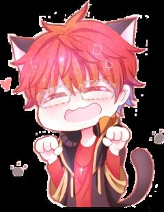 cat anime freetoedit