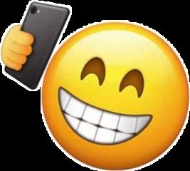 selfie emoji freetoedit