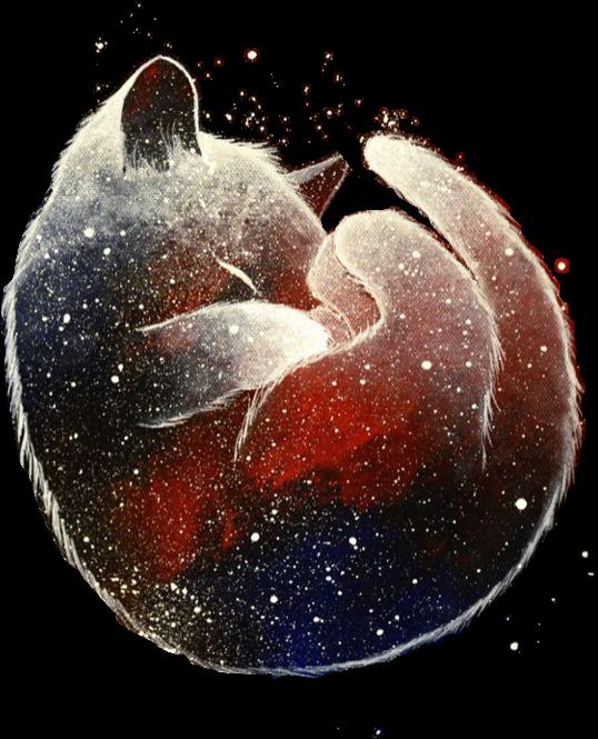 #galaxy#cat#freetoedit