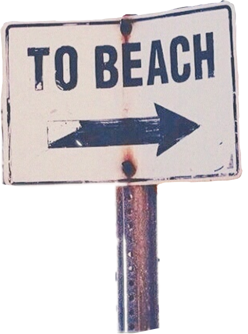 Beachyyy Beach Ocean Waves Vintage Tumblr Aesthetic Sum