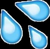 iphoneemoji emoji squirt wet freaky