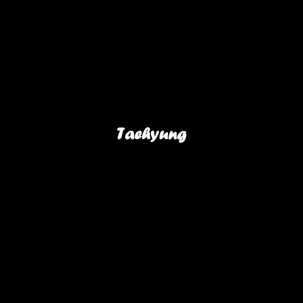 #taehyung