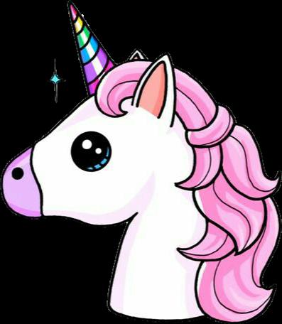 #emoji #unicorn #colorful #magic