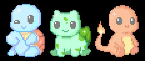pokemon pixel tumblr cute stickers
