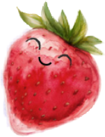 strawberry клубника summer sameer freetoedit