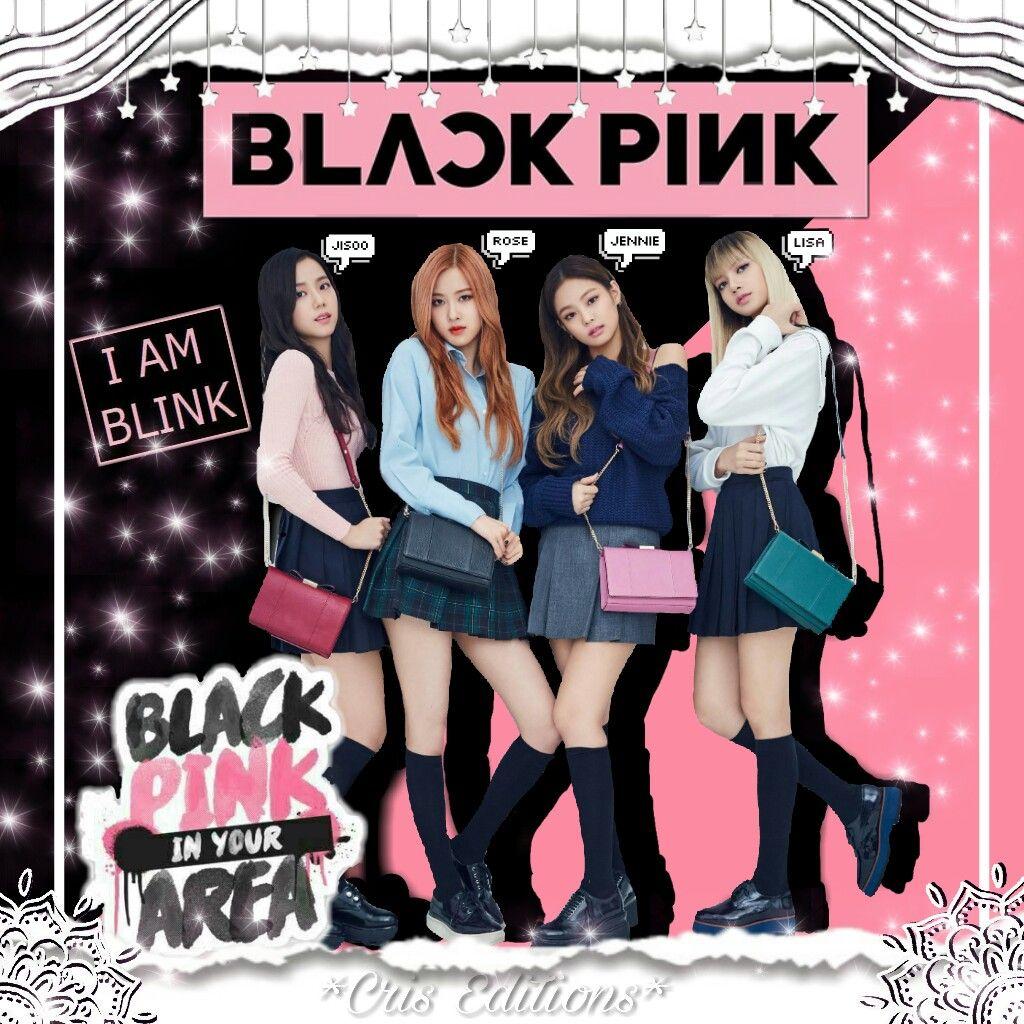 Blackpink Jisoo Rose Jennie Lisa Blink Blackpinkedit