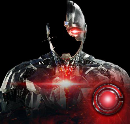 #cyborg #justiceleague #cyborgjusticeleague #ligadajustiça #ciborgue