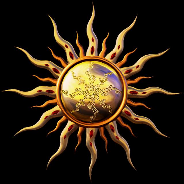#sun #sol #rays #rayos #metal #decorative #decorativo #decorativa #gemas #gems #joya #jewel #escudo #shield #gold #oro #fire #fuego